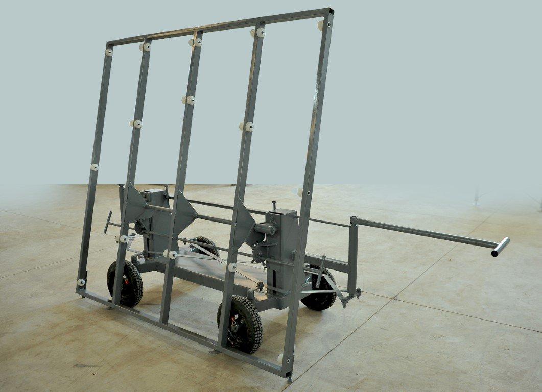 Carro Transportador de Chapas
